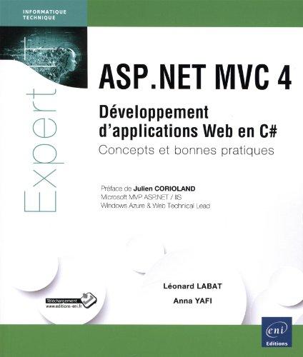 ASP.NET MVC 4 - Développement d'applications Web: Anna YAFI Léonard