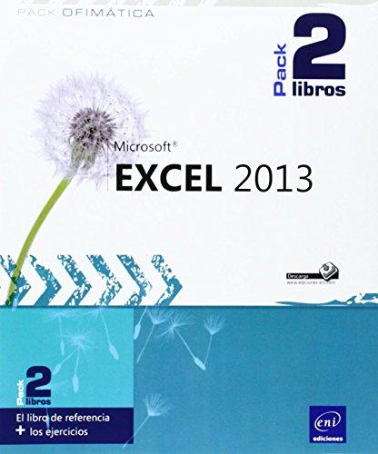 Excel 2013: Pack 2 libros: Pierre RIGOLLET