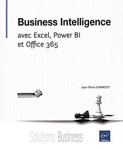 9782746092891: Business intelligence - avec excel, power bi et office 365