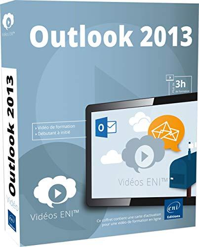 9782746093201: Vidéo Outlook 2013
