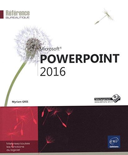 9782746097452: PowerPoint 2016