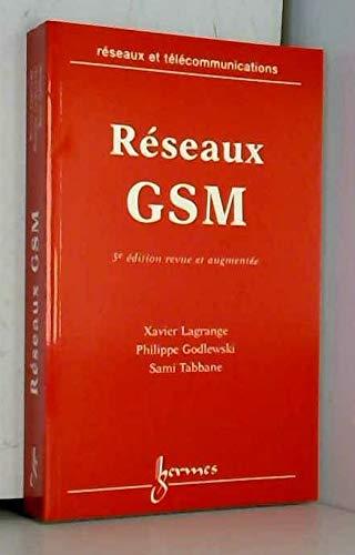 9782746201538: R�seaux GSM. 5�me �dition