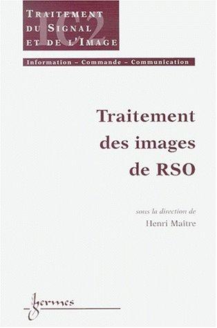TRAITEMENT DES IMAGES DE RSO: MAITRE HENRI