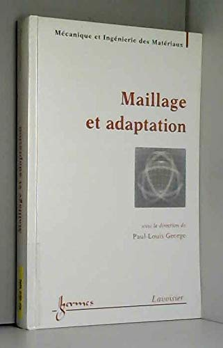 9782746202986: MAILLAGE ET ADAPTATION