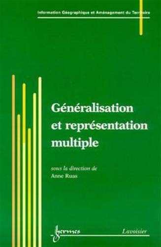 9782746204942: GENERALISATION ET REPRESENTATION MULTIPLES