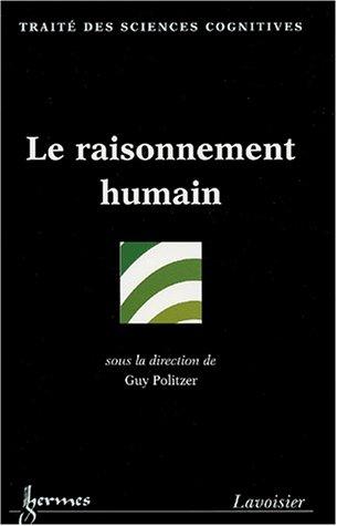 9782746205017: Le raisonnement humain