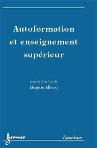 9782746206632: autoformation et enseignement superieur
