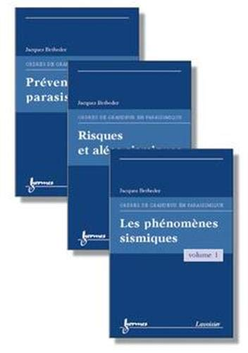 Genie parasismique en 3 volumes: Jacques Betbeder-Matibet
