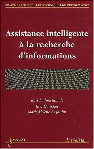 9782746207264: Assistance intelligente à la recherche d'informations