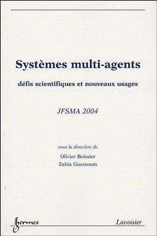 SYSTEMES MULTI AGENTS -DEFIS SCIENTIFI-: BOISSIER GUESSOUM