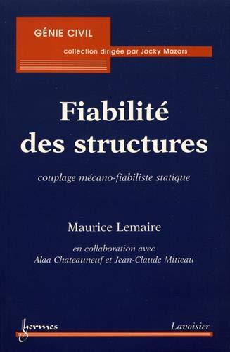 9782746210578: Fiabilité des structures