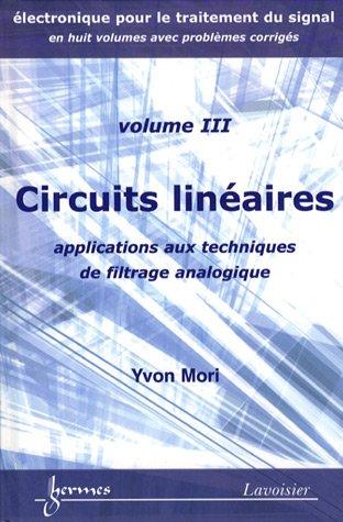 Circuits Lineaires: Yvon Mori