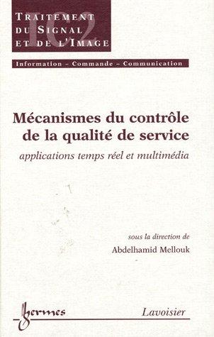 MECANISMES DU CONTROLE DE LA QUALITE DE: MELLOUK ABDELHAMID