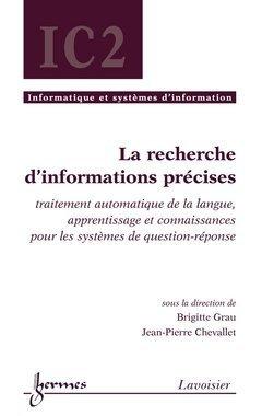 RECHERCHE D INFORMATIONS PRECISES -LA-: GRAU / CHEVALLET