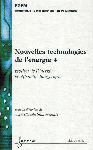 9782746217164: Nouvelles technologies de l'energie (French Edition)