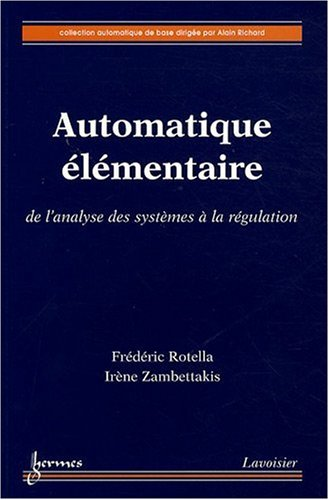 AUTOMATIQUE ELEMENTAIRE: ROTELLA ZAMBETTAKIS