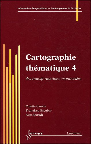 CARTOGRAPHIE THEMATIQUE 4: COLLECTIF