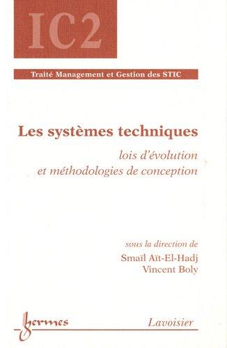 Les systèmes techniques : lois d'évolution et: AIT-EL-HADJ (Smaïl, dir.),