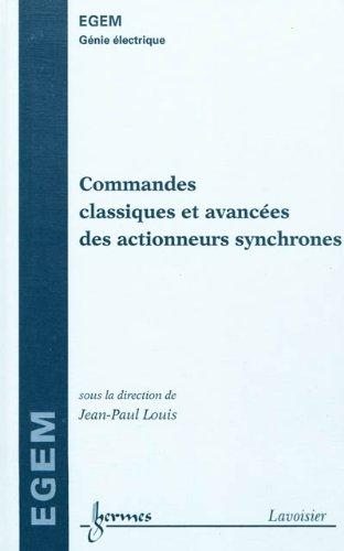 COMMANDES CLASSIQUES ET AVANCEES DES ACT: LOUIS JEAN PAUL