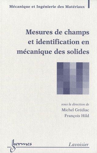9782746231122: mesures de champs et identification en mécanique des solides