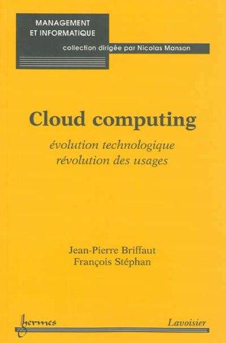 CLOUD COMPUTING: BRIFFAUT JEAN PIERRE
