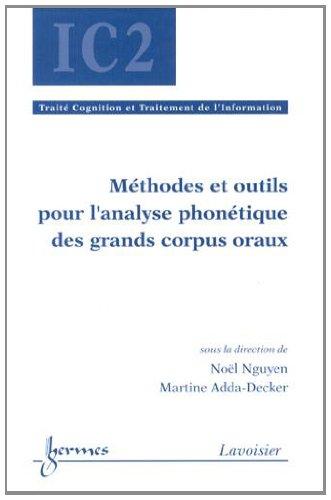 METHODES ET OUTILS POUR L ANALYSE PHONE: NGUYEN NOEL