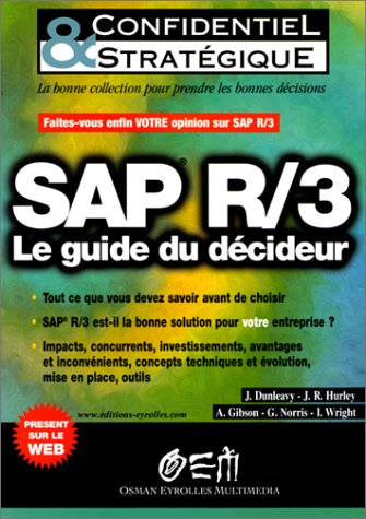9782746400320: SAP R/3 le guide du décideur