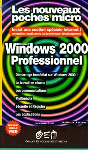 Windows 2000 professionnel: Vercors, Nathalie