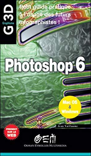Photoshop 6 graphisme/3D: ROUGE,DANIEL