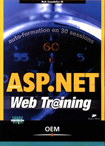 Asp.net web training: Standefer
