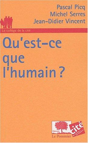 9782746501300: Qu'est-ce que l'humain ?