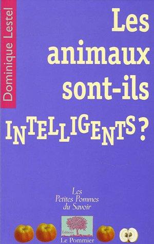 9782746501881: les animaux sont-ils intelligents ?