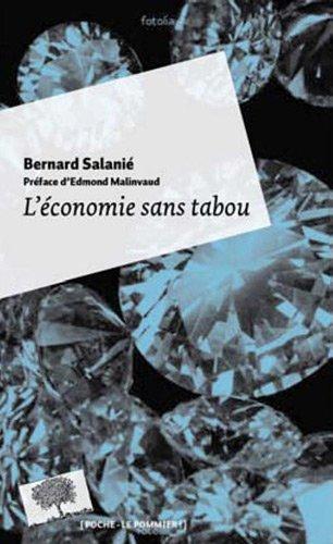 9782746505261: L'économie sans tabou poche (Poche-Le pommier)