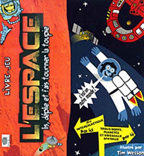 9782746505469: L'Espace (Livre Jeu)