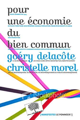 9782746505988: pour une économie du bien commun