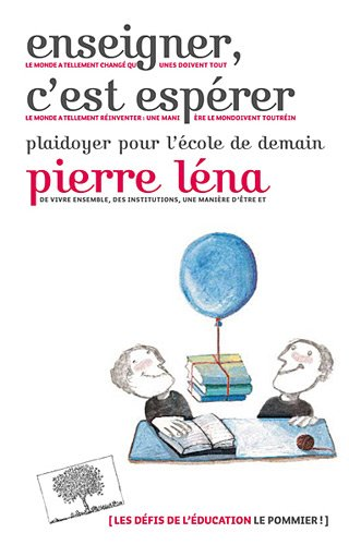 ENSEIGNER C EST ESPERER: LENA PIERRE