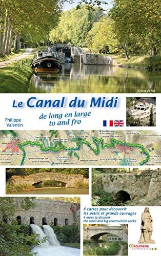 9782746645189: Le canal du midi de long en large