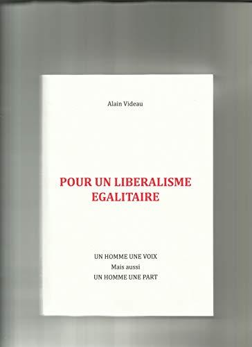 9782746651975: Pour un libéralisme égalitaire