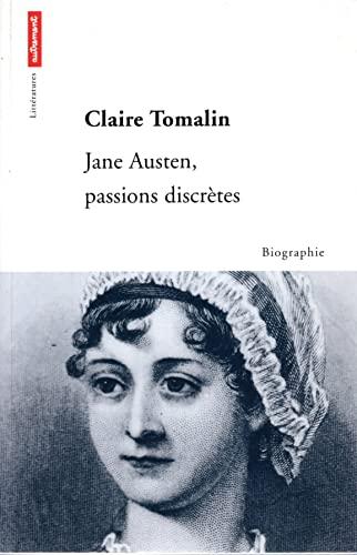 9782746700116: Jane Austen - passions discrètes