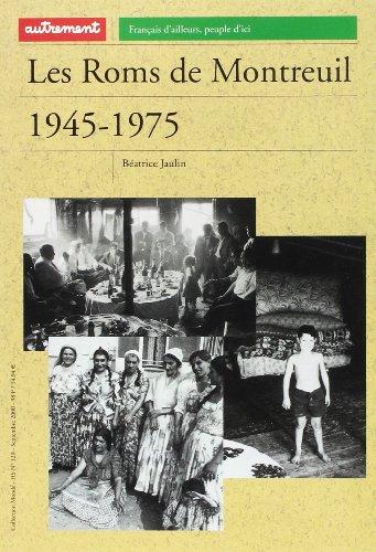 9782746700192: Les Roms de Montreuil 1945-1975
