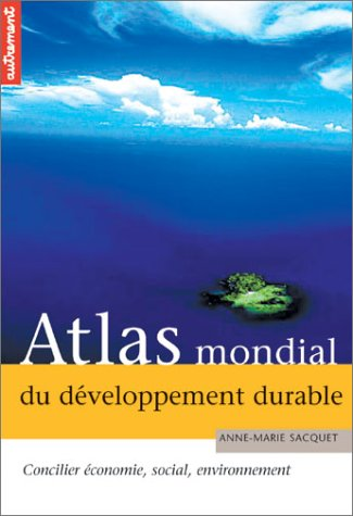 9782746702349: Atlas mondial du développement durable