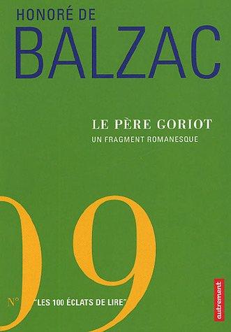 9782746706828: Le Père Goriot