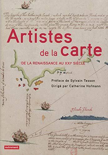 l'art de la carte: Catherine Hofmann, Hélène Blais, Lucile Haguet