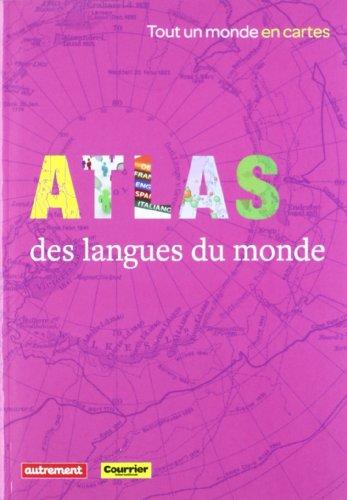 9782746731523: courrier international - atlas des langues du monde