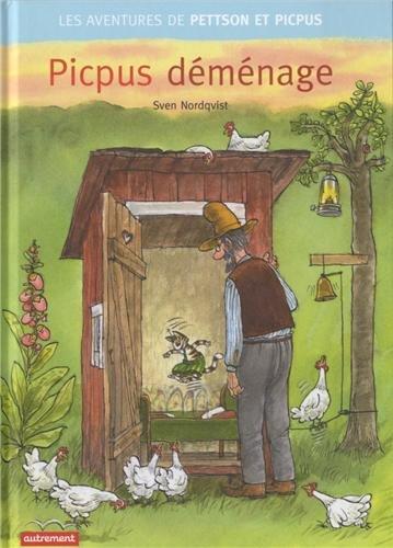 9782746733497: Les aventures de Pettson et Picpus : Picpus déménage