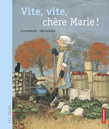 9782746734166: Vite, vite, chère Marie ! (Fil rouge)