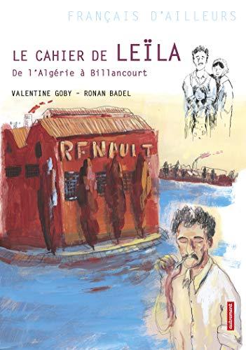 9782746735538: Le cahier de Leïla
