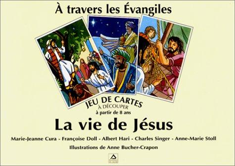 9782746800786: La Vie de Jésus, livret, jeu de cartes