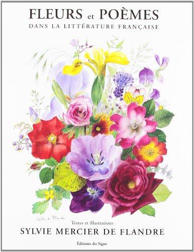 9782746819344: Fleurs et Poemes Dans la Litterature Française