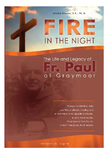 9782746829503: Fire in the Night: The Life and Legacy of Fr Paul of Graymoor
